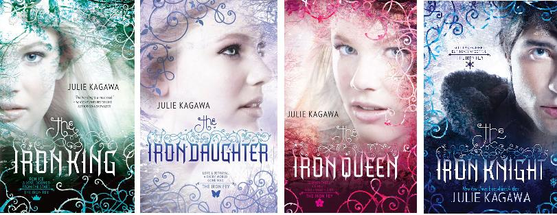 Image result for the iron fey series
